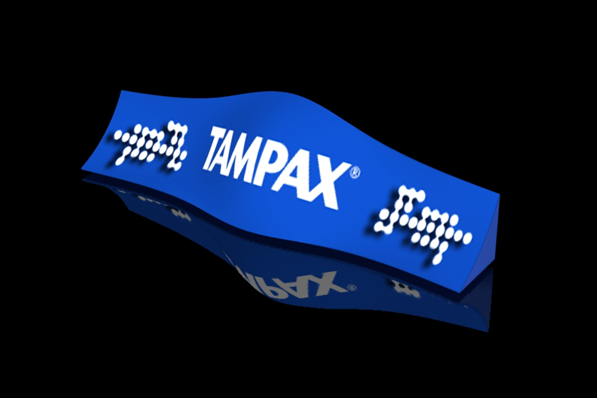 FD 0573 07 _Tampax frontpanel