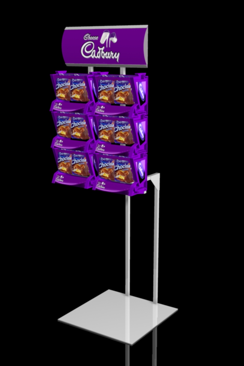 FD 0763 08_Cadbury display