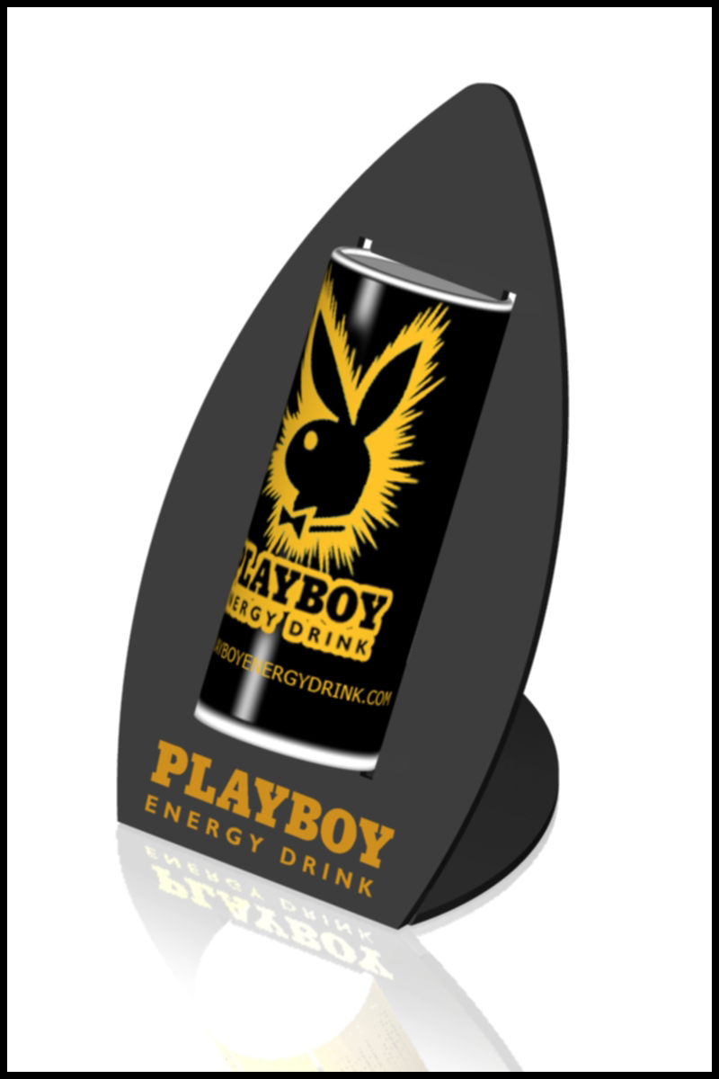 FD 1047 09_Playboy bemutató pult display