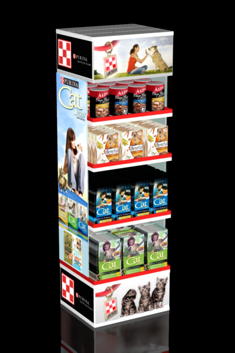 FD 1096 10_Purina display