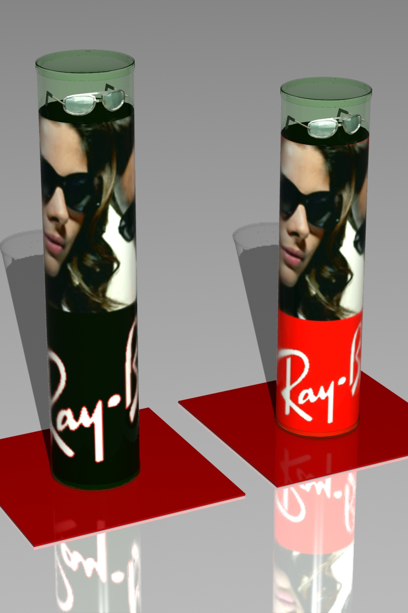 FD 1431 12_Ray Ban display