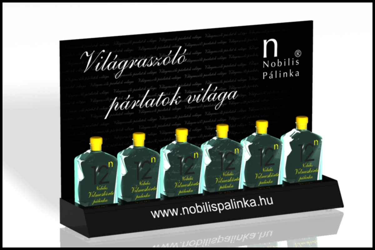 FD 1649 13_Nobilis palinka display