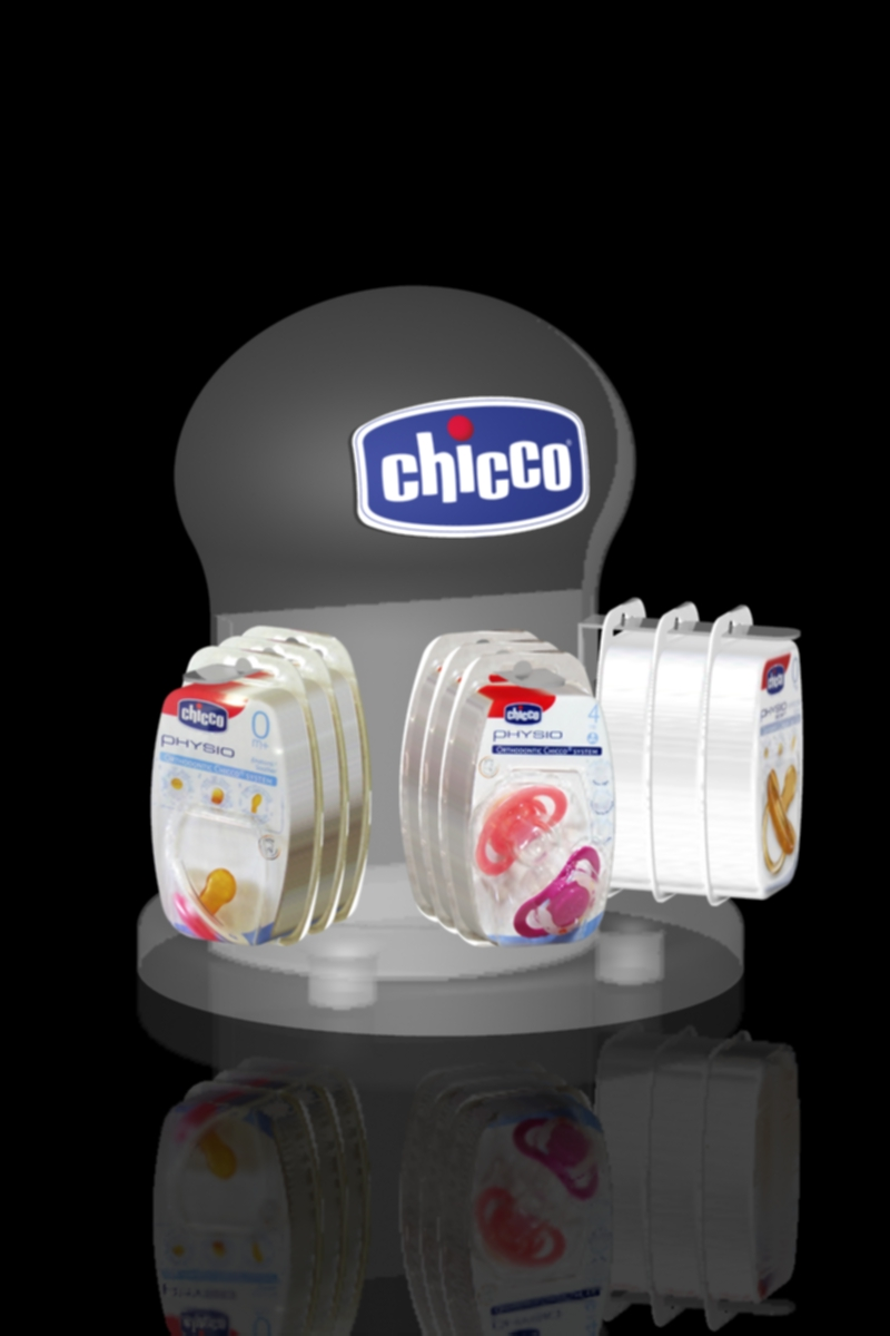 FD 1718 13_Chicco pult display